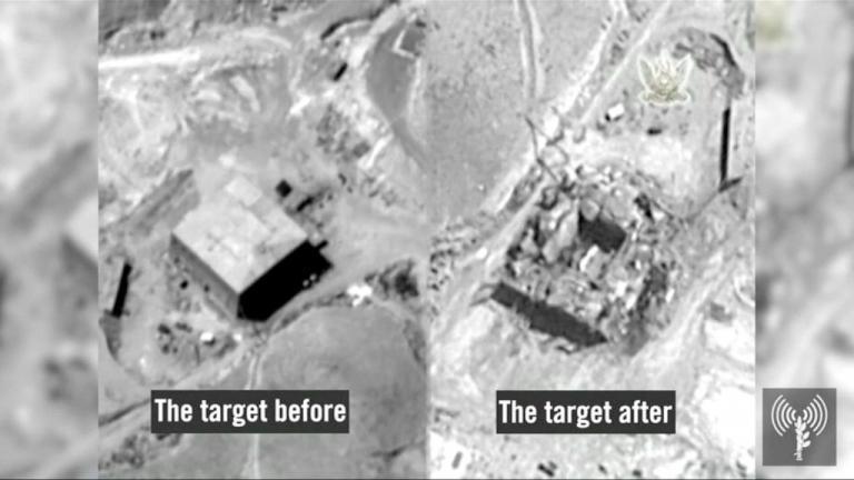 Το Ισραήλ βομβάρδισε πυρηνικό αντιδραστήρα του Άσαντ στη Συρία – Το απίστευτο σενάριο και το παρασκήνιο