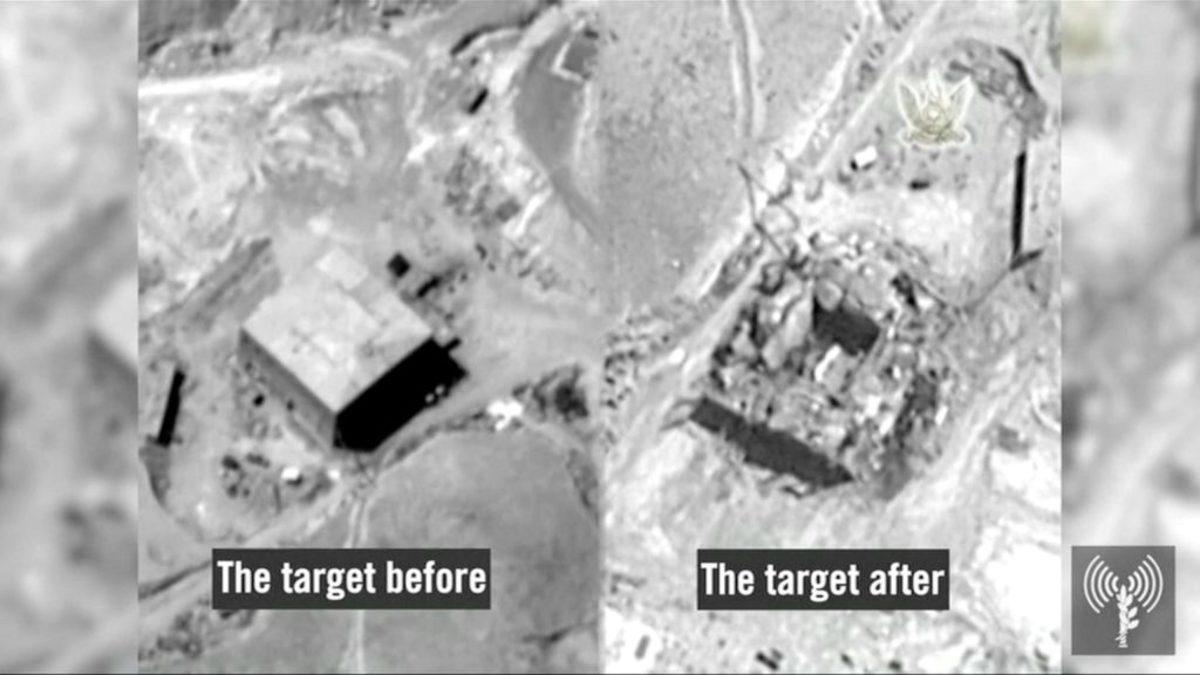Ισραήλ Συρία Άσαντ πυρηνικός αντιδραστήρας