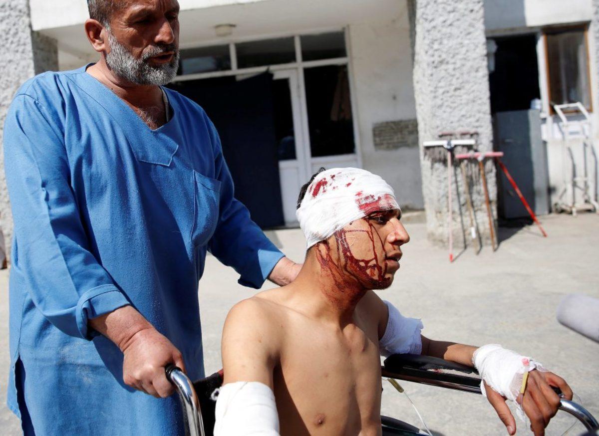 Καμπούλ τζιχαντιστές Αφγανιστάν