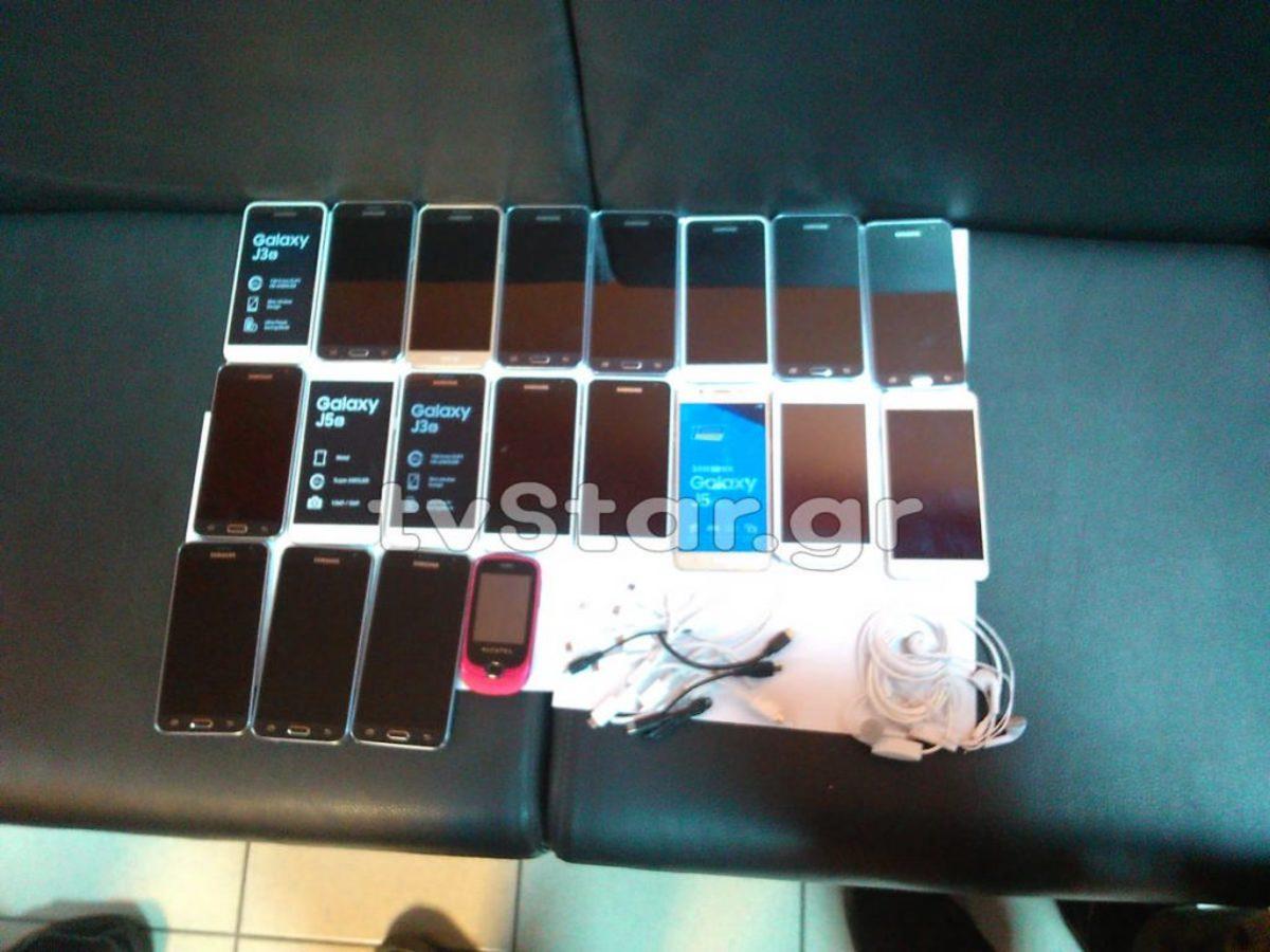 Φυλακές Δομοκού: Έστελναν σε ισοβίτη 20 κινητά μέσα σε φούρνο!