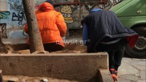 """Μεταξουργείο: Η ξεχασμένη γειτονιά της Αθήνας που έχει μετατραπεί σε """"βασίλειο"""" των ναρκωτικών"""