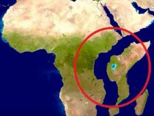 Η Αφρική κόβεται στη μέση! Νέα Ήπειρος γεννιέται [vids]