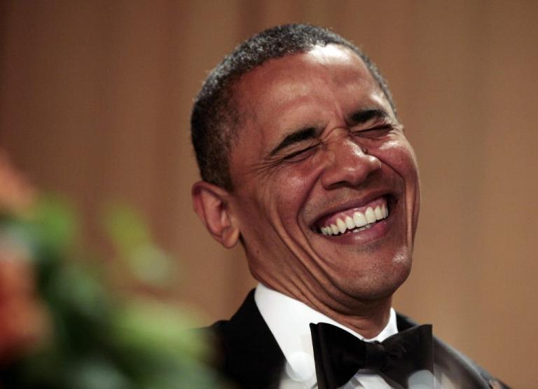 """Ο Μπαράκ Ομπάμα μέσα από τα """"μάτια"""" του φωτογράφου του Πιτ Σόουζα"""