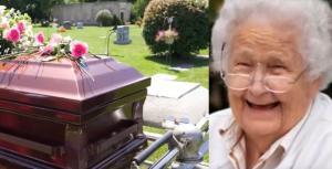Ζήτησε όταν πεθάνει να τον θάψουν με τα λεφτά του – Η γυναίκα του σκαρφίστηκε κάτι καλύτερο…
