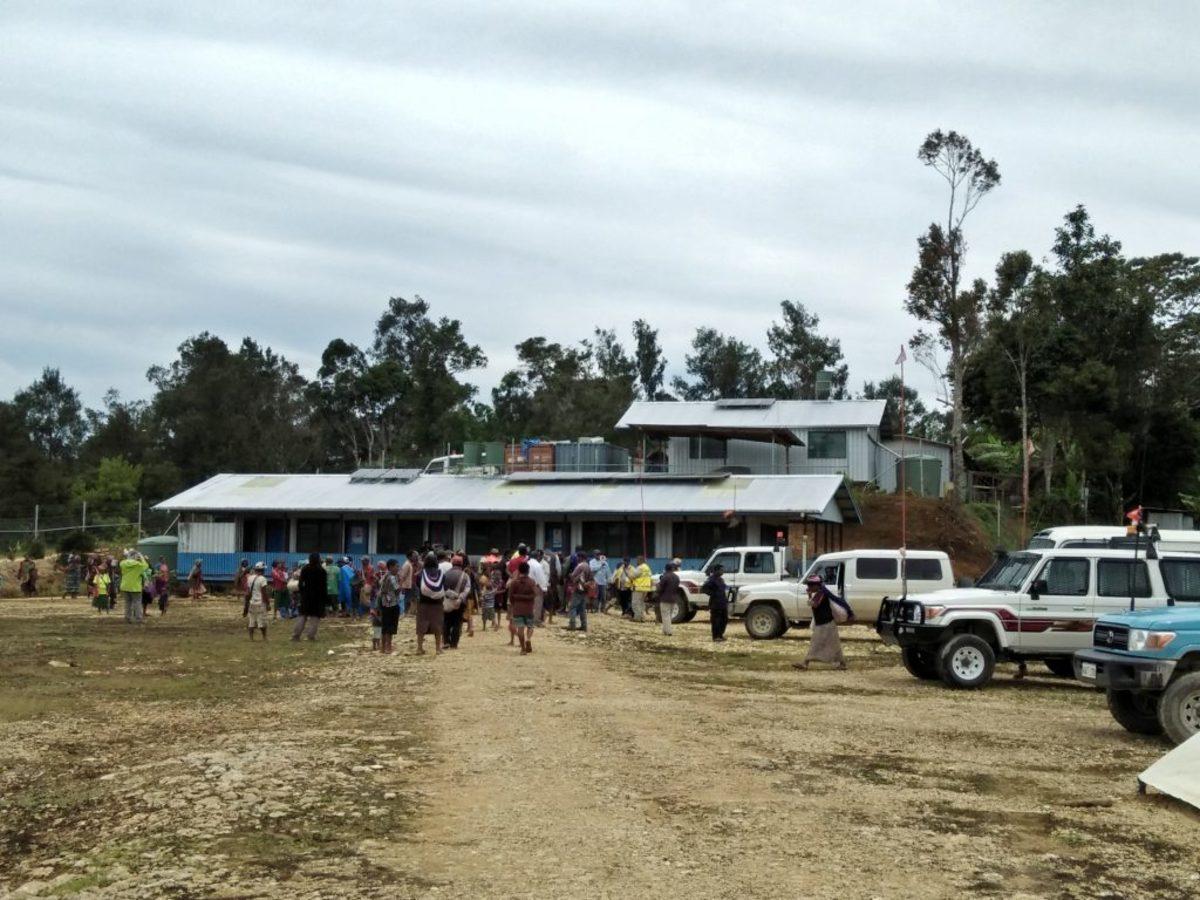 σεισμός Παπούα Νέα Γουινέα