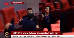 Ξύλο στην τουρκική Βουλή για την επιχείρηση στο Αφρίν! Τραυματίστηκαν δύο βουλευτές