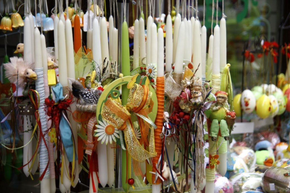 Πάσχα 2018: Ανακοίνωση συμμετοχής σε κλήρωση για την Πασχαλινή Αγορά