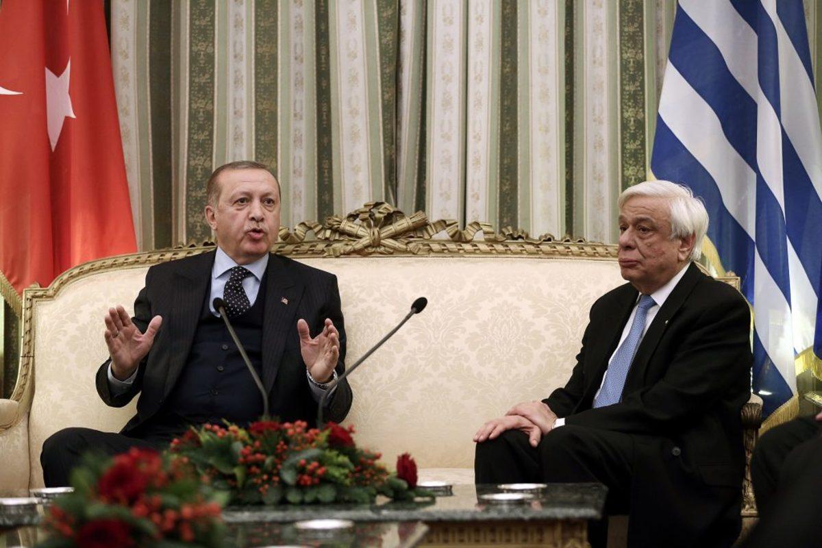 Προκόπης Παυλόπουλος Τουρκία Πρόεδρος της Δημοκρατίας