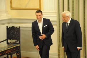 Σκοπιανό: Στον Παυλόπουλο ο Τσίπρας για να ενημερώσει για τις διαπραγματεύσεις!