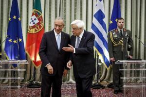 """Παυλόπουλος: """"Η Ευρώπη ή θα προχωρήσει στην ενοποίηση ή θα διαλυθεί"""""""