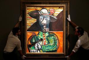 Πικάσο σε… «χονδρική» – Εταιρεία αγόρασε 13 πίνακες για 115 εκατ. δολάρια