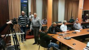 Χίος: Αποχώρησαν τα μέλη του δημοτικού συμβουλίου λόγω Χρυσής Αυγής [vid]