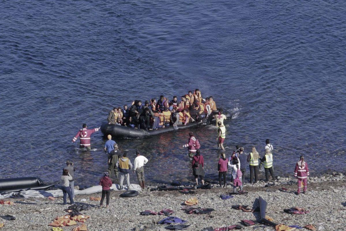 Ερντογάν μετανάστες πρόσφυγες