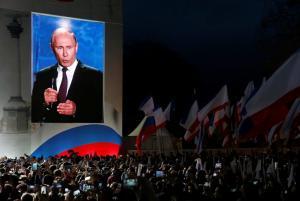 Αντίποινα Πούτιν στην Μέι! Διώχνει 23 διπλωμάτες από την Ρωσία!