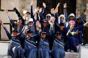 Ημέρα της γυναίκας: Ιστορική πορεία στη Σαουδική Αραβία [pics]