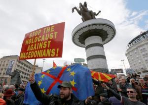 Χέρι – χέρι Τούρκοι και Σκοπιανοί κατά της Ελλάδας – ΜΚΟ μιλούν για «γενοκτονία» της «μακεδονικής μειονότητας»