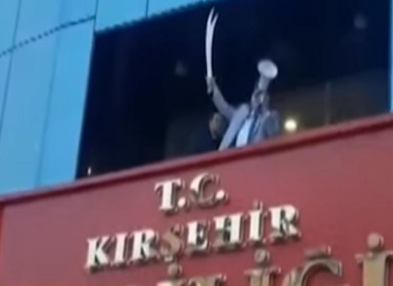 """""""Με τη βοήθεια του Αλλάχ θα κατακτήσουμε και την Ιερουσαλήμ"""" ούρλιαζε κυβερνήτης του Ερντογάν!"""