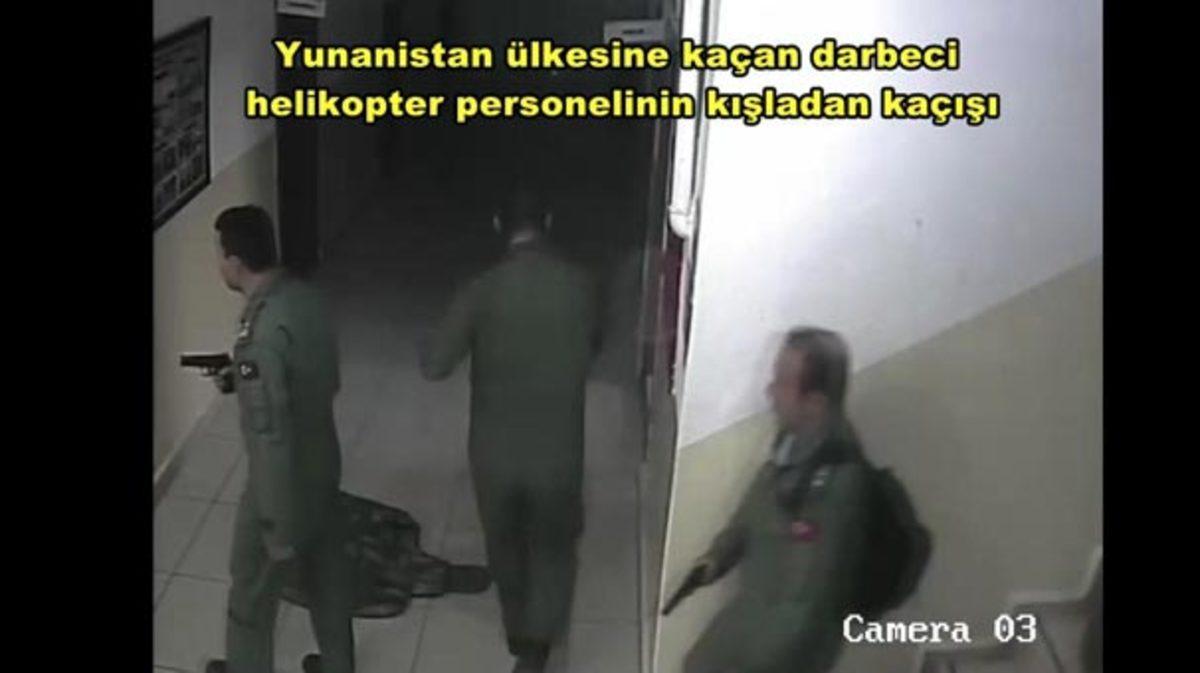 βίντεο Τούρκοι αξιωματικοί
