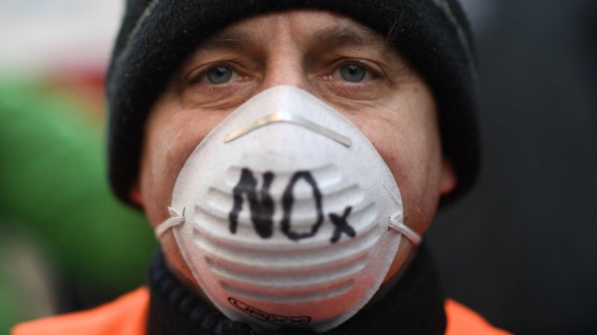 τοξικά αέρια