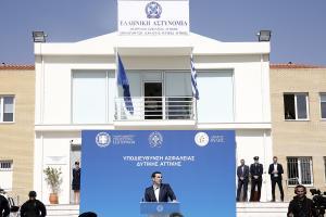 Η ομιλία του πρωθυπουργού στα Ανω Λιόσια