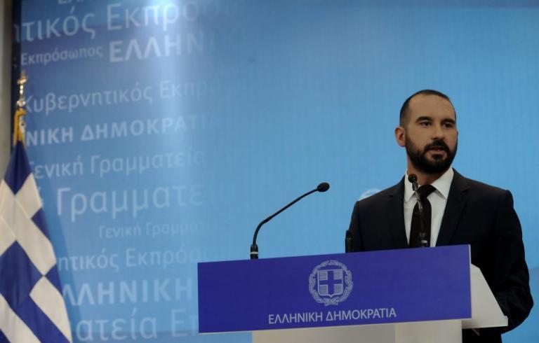 Τζανακόπουλος για ΠΑΟΚ: Κανείς δεν μπορεί να κατηγορήσει την κυβέρνηση για προνομιακή μεταχείριση ποδοσφαιρικής ομάδας