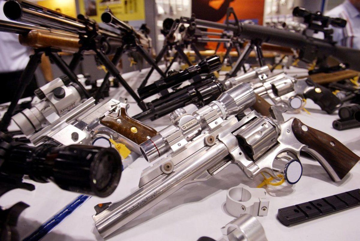 Φλόριντα ΗΠΑ όπλα