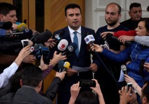 """Μακεδονικό – Ζάεφ: """"Την απόφαση θα την πάρω εγώ με τον Τσίπρα"""""""