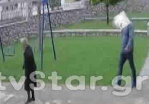 Φθιώτιδα: Έτσι εξαπατούν ηλικιωμένους – Το κόλπο του απατεώνα μπροστά στις κάμερες ασφαλείας [vids]