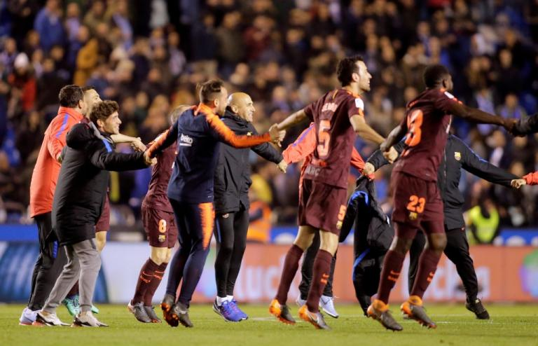 """Το σήκωσε η Μπαρτσελόνα! Πρωταθλητές Ισπανίας οι """"μπλαουγκράνα"""" [vids]"""