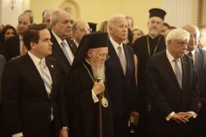 Έλληνες στρατιωτικοί: Επίθεση στον Οικουμενικό Πατριάρχη Βαρθολομαίο – Το tweet που προκαλεί συζητήσεις [pics]