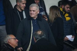"""ΑΕΚ – Μελισσανίδης: """"Ούτε με καρότσια βγάλαμε προπονητές, ούτε βάλαμε στους προπονητές μας δίχτυ λες και βγήκε από το κομμωτήριο"""""""