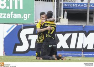 "Football League: ""Πεντάρα"" ο Άρης! Ισοπαλία για ΟΦΗ"