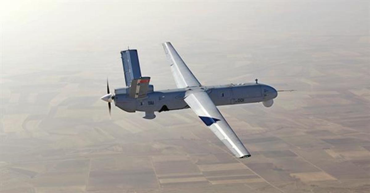 drone F-16