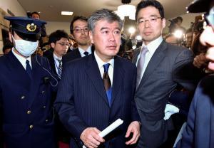 Σκάνδαλο παρενόχλησης στο ιαπωνικό ΥΠΟΙΚ – Παραιτήθηκε κορυφαίος τεχνοκράτης