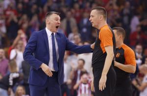 """Ζαλγκίρις – Ολυμπιακός, Γιασικεβίτσιους: """"Περίεργες εκφράσεις"""""""