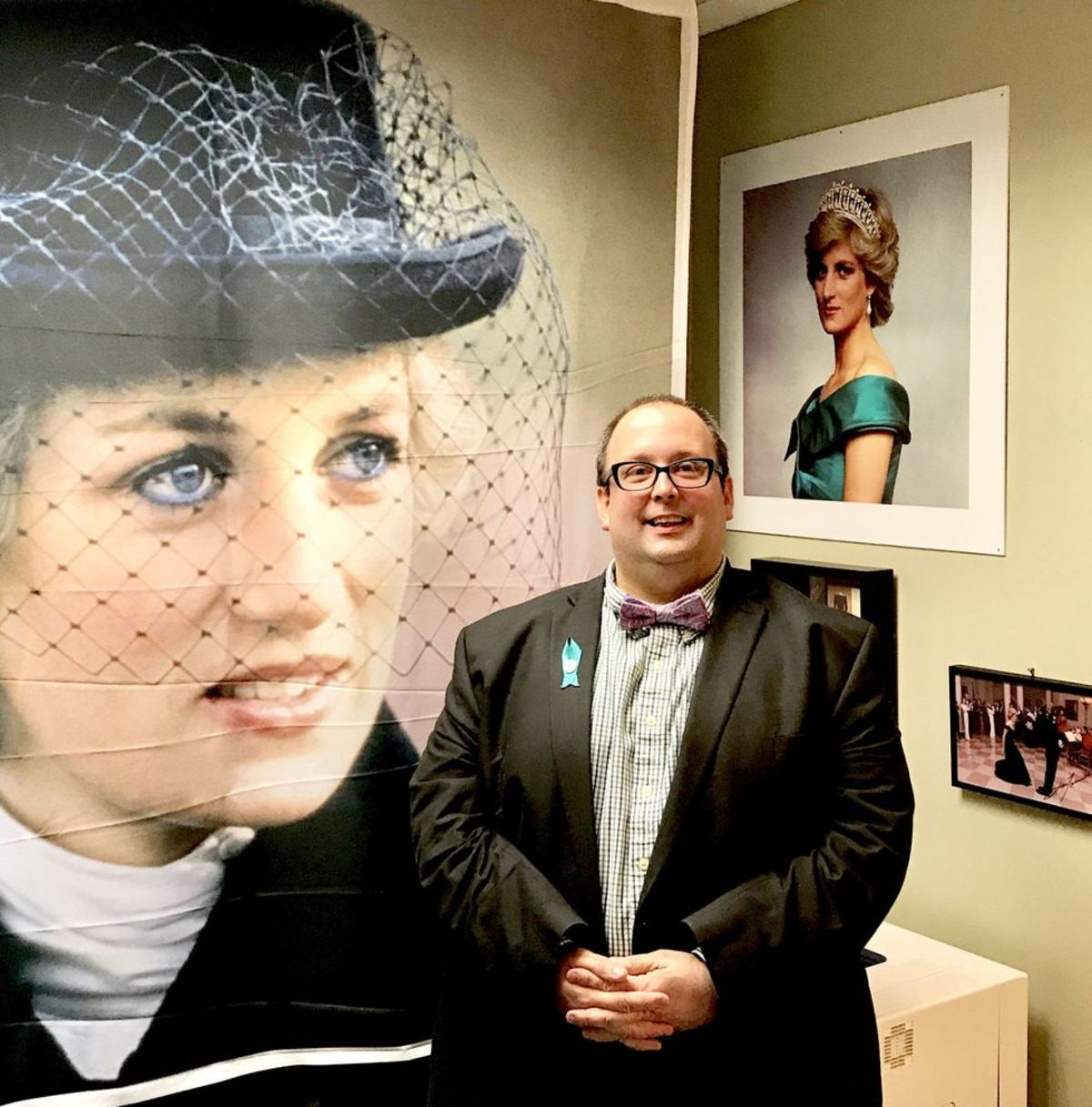 Αμύθητη συλλογή για την πριγκίπισσα Νταϊάνα – Έκανε μουσείο το σπίτι του