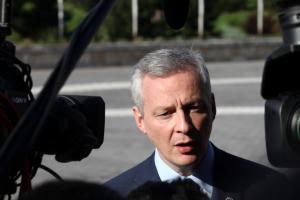 Λε Μερ: Η Ελλάδα βρίσκεται στο σωστό δρόμο για την ολοκλήρωση της αξιολόγησης τον Ιούνιο