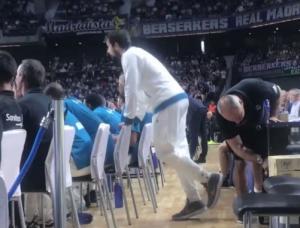 Ρεάλ Μαδρίτης – Παναθηναϊκός: Επιστροφή Γιούλ στα παρκέ! [vids]