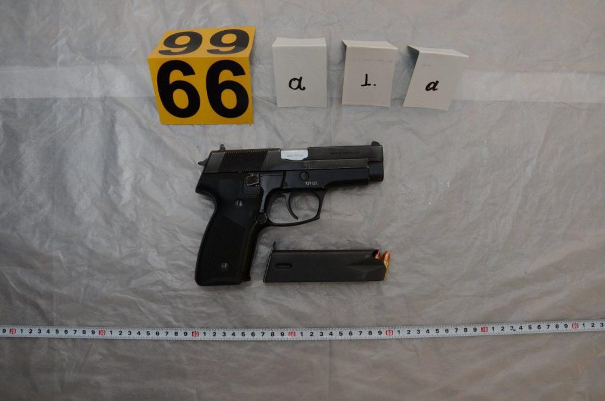 Κιλκίς: Χειροπέδες σε 59χρονο για κατοχή όπλων