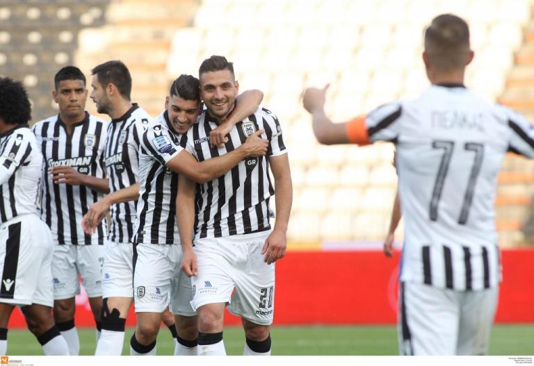 """ΠΑΟΚ – Πανιώνιος: Με νέα """"τριάρα"""" η πρόκριση στον τελικό του Κυπέλλου"""