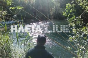 Ψαράς εγκλωβίστηκε στον Αλφειό – Σωτήρια επέμβαση της Πυροσβεστικής [pics]