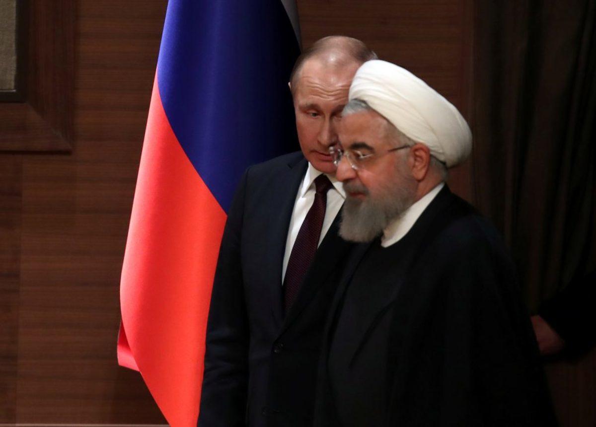 Πούτιν – Ροχανί: Η επίθεση στη Συρία κατέστρεψε τις πιθανότητες για πολιτική λύση