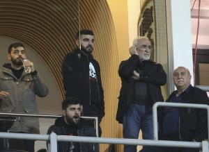 """ΠΑΟΚ: """"Βόμβα"""" από Σαββίδη! """"Θα αποφασίσουμε για τη συμμετοχή μας στον τελικό Κυπέλλου"""""""