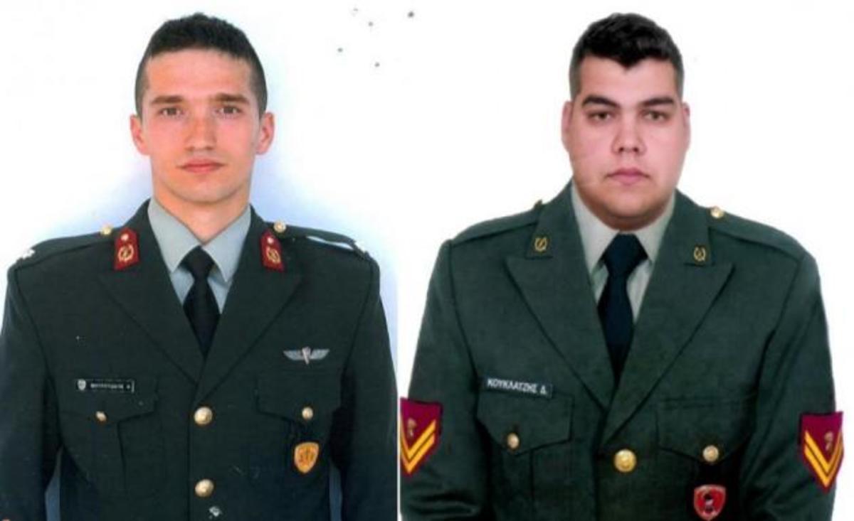"""Έλληνες στρατιωτικοί: """"Καθαρά"""" κινητά και … έξι μήνες στη φυλακή"""