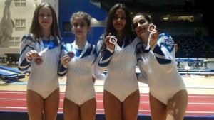 Έγραψαν ιστορία! Μετάλλιο για την Ελλάδα στο τραμπολίνο