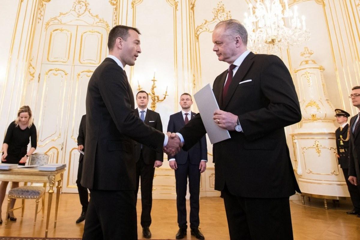 Σλοβακία: Παραιτήθηκε ο υπουργός Εσωτερικών για να μην απολύσει τον αρχηγό της αστυνομίας