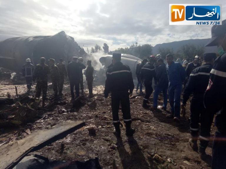 Συντριβή αεροσκάφους στο Αλγερία: Τριήμερο εθνικό πένθος κήρυξε ο πρόεδρος Μπουτεφλίκα