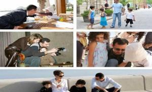 Στην Κριμαία για διακοπές έστειλε πέρυσι τα παιδιά του ο Άσαντ