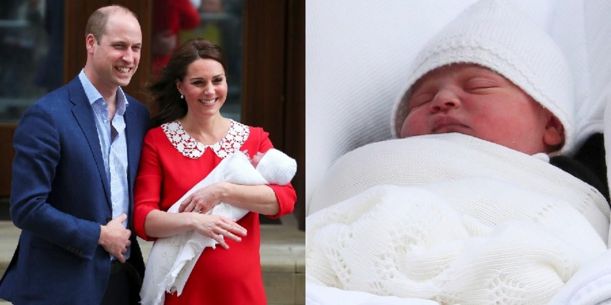 """Κέιτ Μίντλετον: Η πρώτη εμφάνιση του βασιλικού μωρού – Η μητέρα του ήταν μέσα στη """"γλύκα"""""""