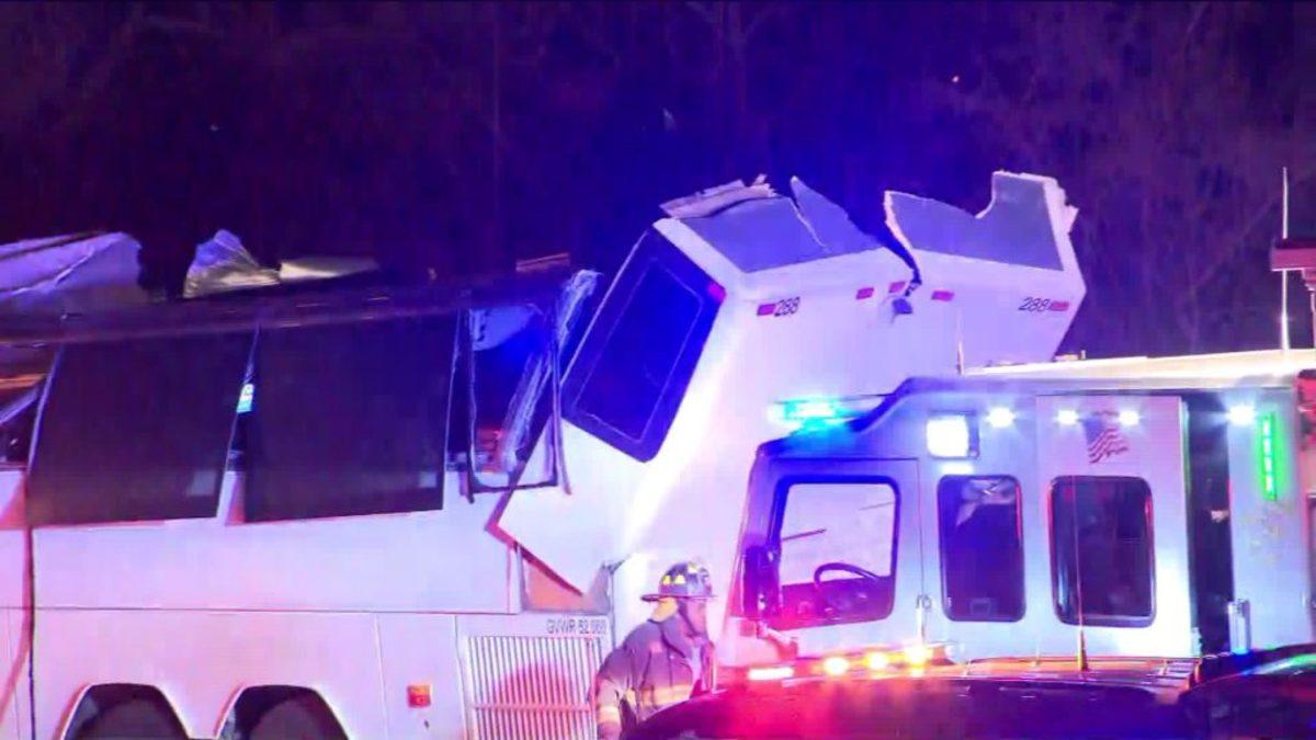 Τροχαίο με σχολικό λεωφορείο στις ΗΠΑ – Αναφορές για 40 τραυματίες
